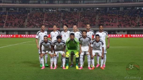 Egypt U-23s vs China