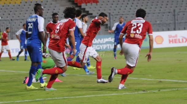 Photo: Al Ahly's official Facebook