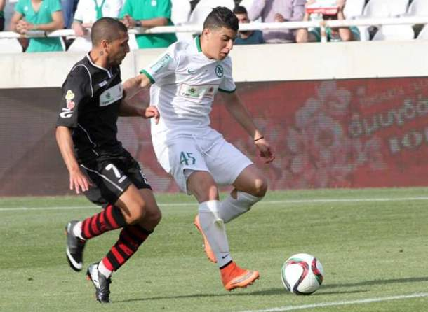 Photo: Omonia Official Facebook Page