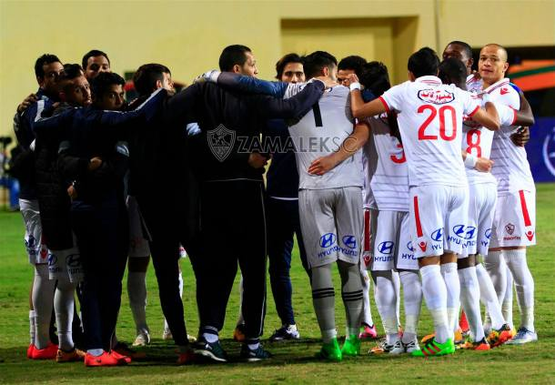 zamalek mo bejaia caf champions league, Morsi excluded