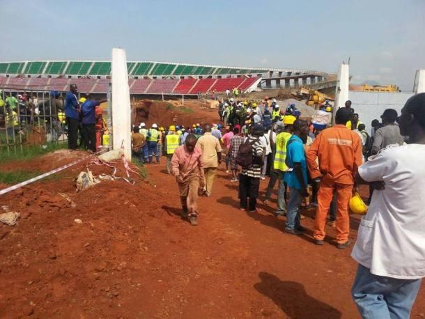 Ahmadou Ahidjo stadium
