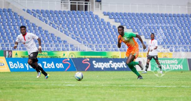 Zesco United Al Ahly Jesse Were