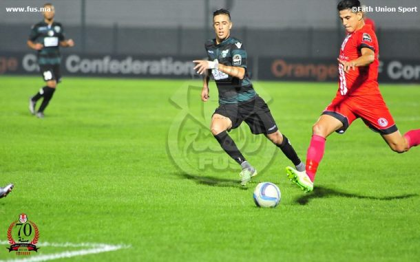 Confederation Cup Bejaia Mazembe