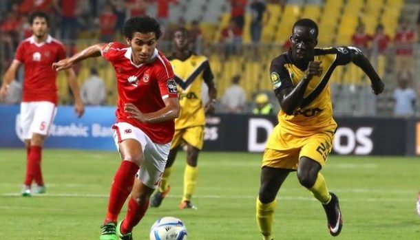 Ahmed Hamdy, Ahmed Hamdy's move Braga