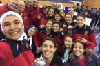 Al Ahly Women Volleyball
