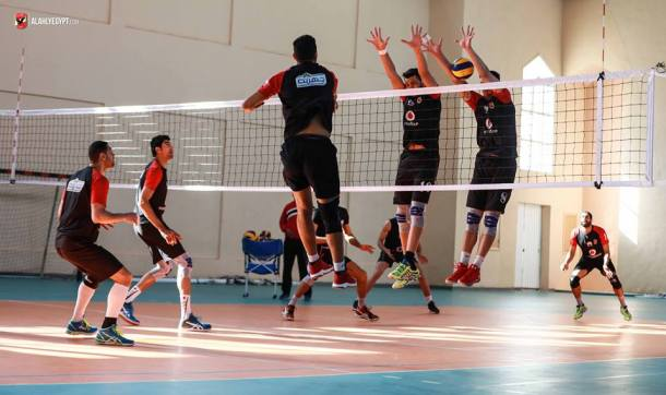 African Volleyball Championship: Al Ahly draw Espérance