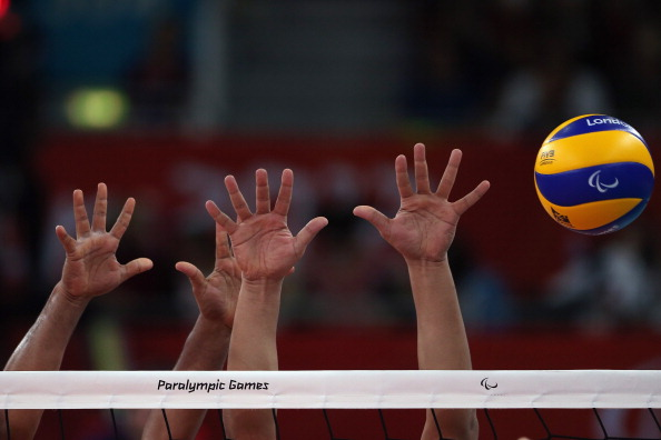 Egypt's Paralympics Women and Men's Sitting Volleyball ...
