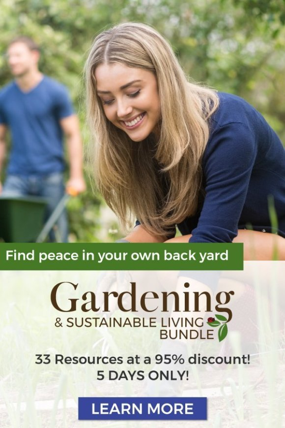Gardening & Sustainable Living Ultimate Bundles