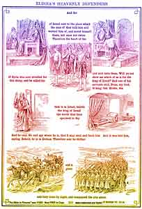 2 Kings Chapter 6: Elisha's Heavenly Defenders