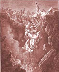 Numbers Chapter 16: The Death of Korah, Dathan, and Abiram