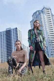 Trousers - Frolov | Robe - Litkovskaya | Underwear - Frolov
