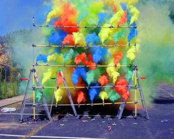 Smoke Bomb, 2008