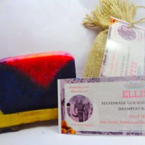 Ellis – Goat Milk Shampoo Bar