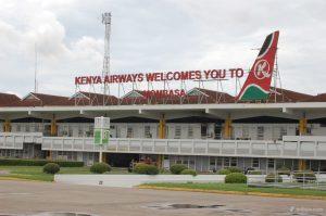 Moi International Airport