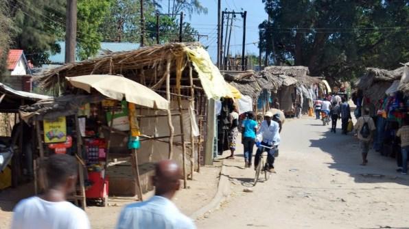 Watamu Village Tour Giro Villaggio Locale Watamu Lokale Dorfführung Watamu