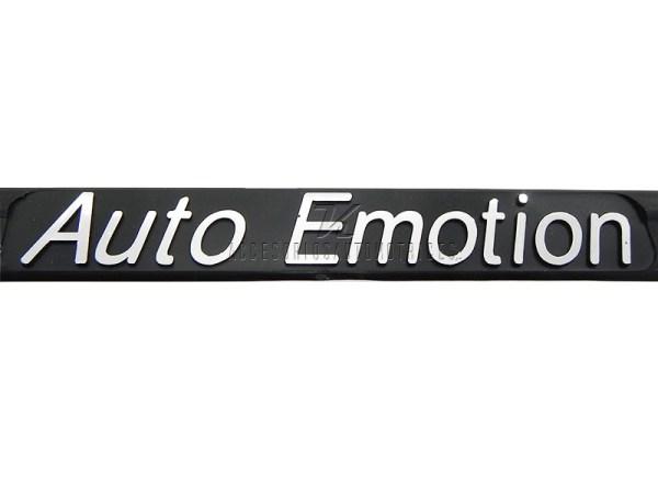 SET DE 2 MARCOS PORTA PLACAS SEAT AUTO EMOTION, TAMAÑO NACIONAL