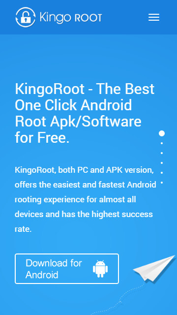 How to root Android 6.0 Marshmallow device with KingoRoot