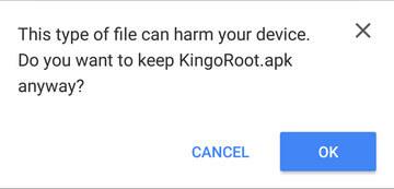 KingoRoot Apk Télécharger, le meilleur apk racine en un clic gratuitement