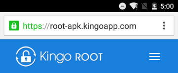 Kingo Root Apk Website, the best one click android root apk tool for free.