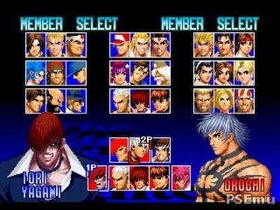KOF PC Game