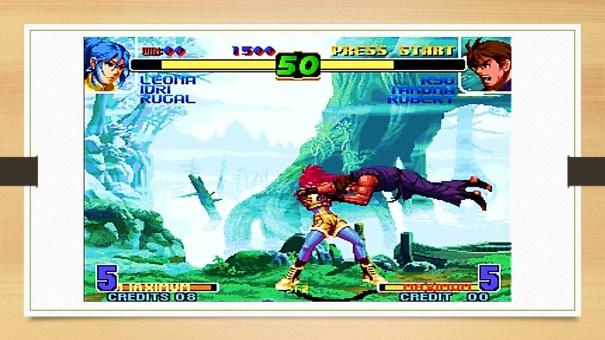 King Of Fighter Game 2002 KOF