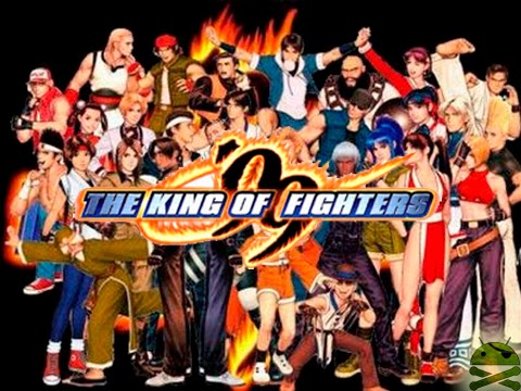 The King of fighters 99 APK for android mobile free download