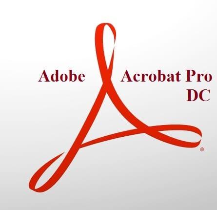 Adobe Acrobat Pro DC Free Download Full Version For Windows 10