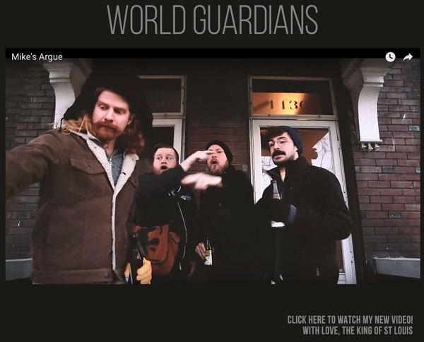 World Guardians Presents Mikes Argue