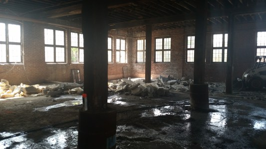 TF Interior Demolition 6.2.2015