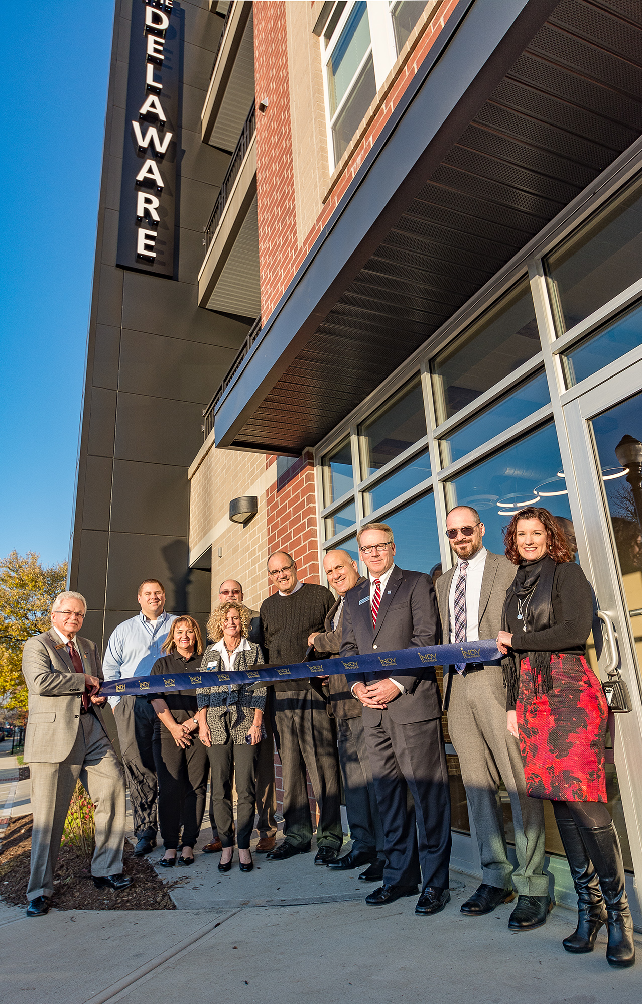 The Delaware - Ribbon Cutting