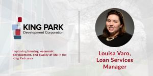 King Park - Louisa Varo   Loan Services Manager for the Build Fund-01