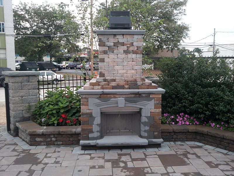 outdoor fireplaces fire pits firepits