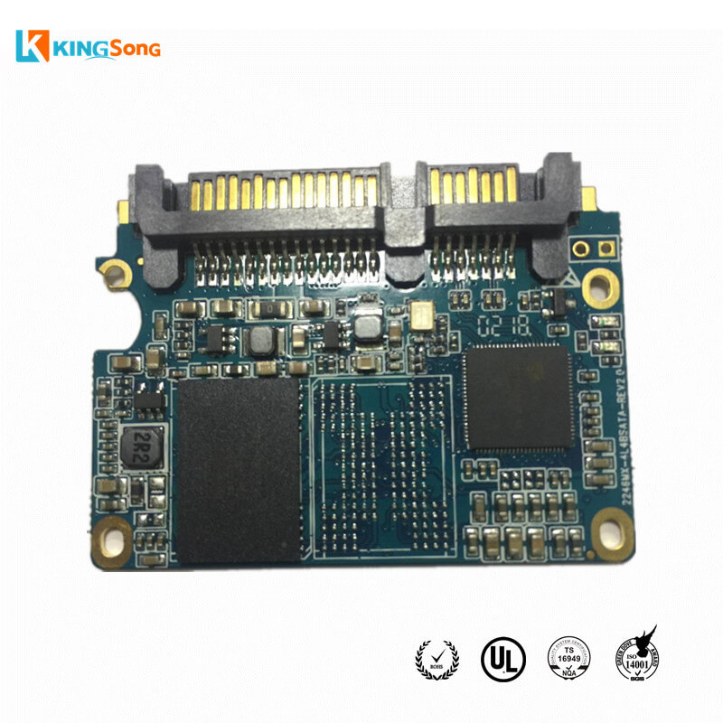 China Wholesale 512G SSD Consumer Electronics PCB Assembly Suppliers