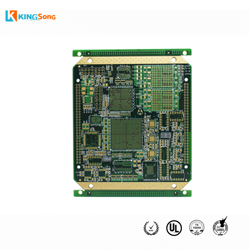 16 Layers High TG Gold Plated PCB Circuit Boards