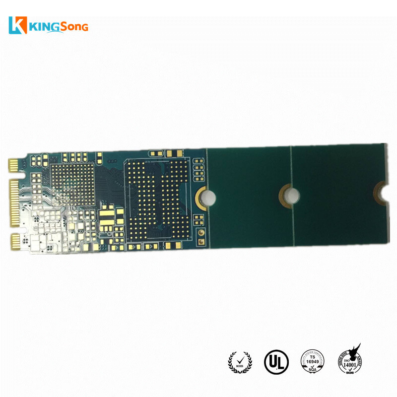 Multilayer PCB Board Manufacturer Service For SSD Product
