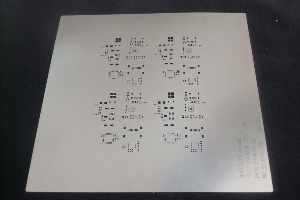 Laser SMT stencil for PCBA – All You Need to Know
