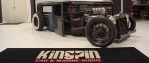 "1928 Hudson Essex Super 6 Street Rod Customization:  The ""Rat Rod"""