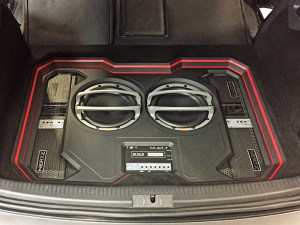 VW GTI Audio Upgrades For Oregon City Client