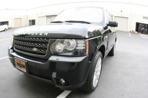 Tualatin Land Rover LR4 Detailing For New-Looking Paint