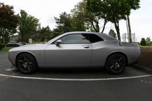 Referred Client From Wilsonville Gets Dodge Challenger Tint And Paint Protection Film