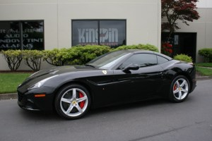 Wilsonville Client Gets Ferrari California Radar and Safety Upgrades