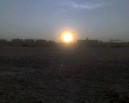 Sunset from 29th Street Beach, Avalon NJ