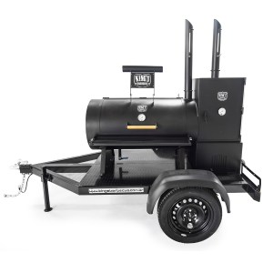 Pit Smoker 24″ Cash Back