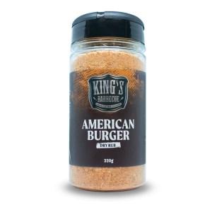 Dry Rub – American Burger