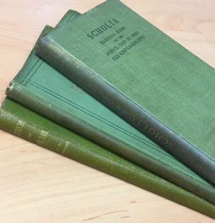 Longrigg books