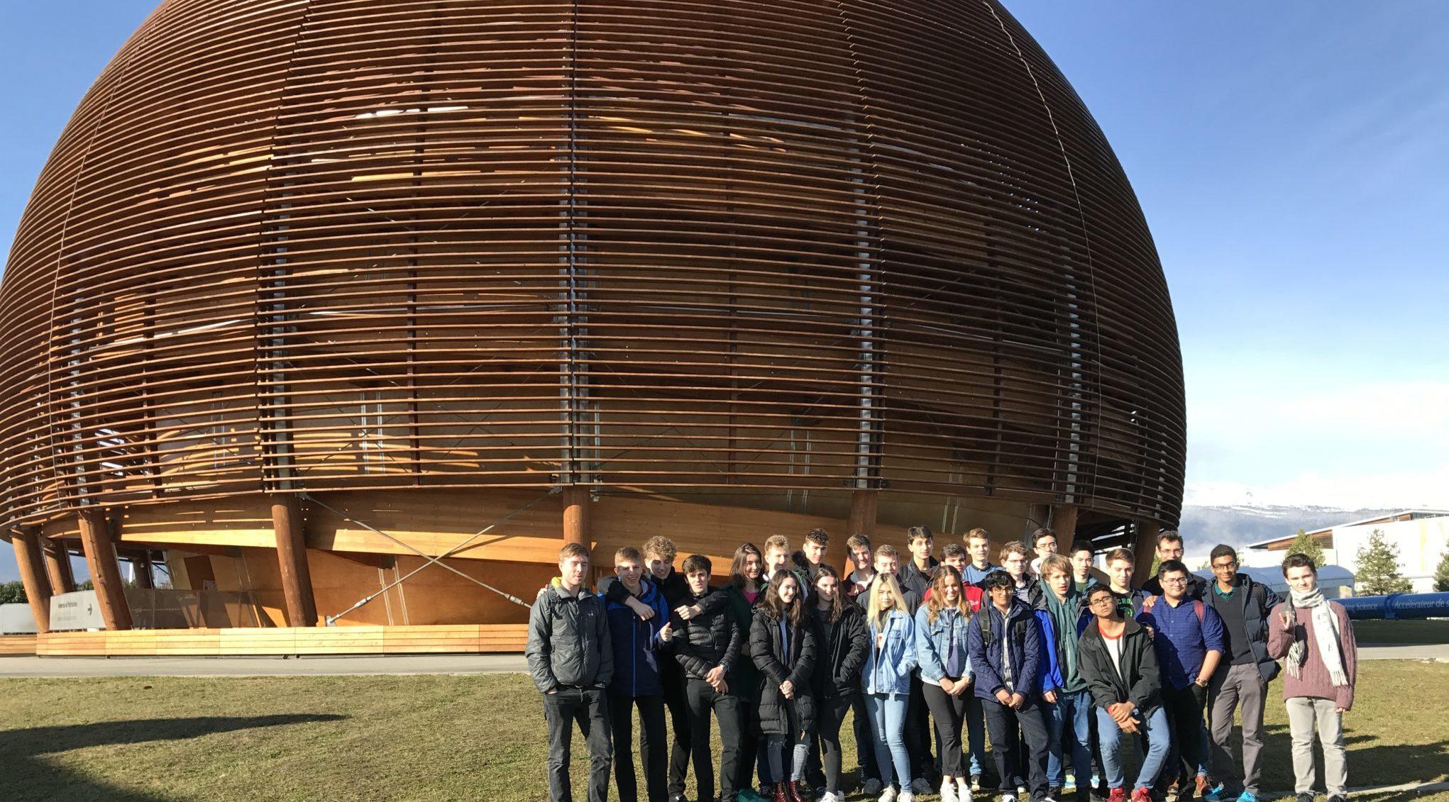 CERN trip
