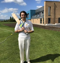 Cricket – Jake Liddle