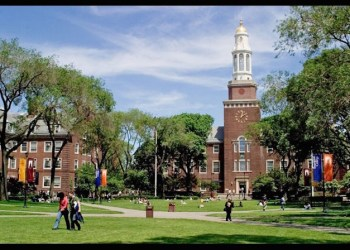 The Brooklyn College Campus