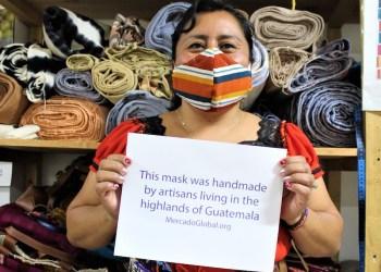 A Mercado Global Artisan Maker. Contributed photo.