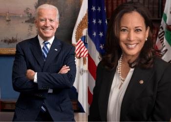 President Joe Biden and Vice President Kamala Harris.